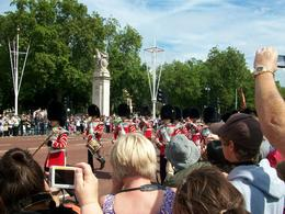 Photo of London Vintage Double Decker London Tour with Thames Cruise Changing of the Guards
