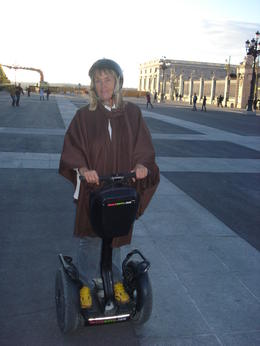 Photo of Madrid Madrid Segway Tour DSC01791