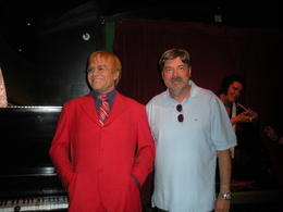 Photo of Las Vegas Madame Tussauds Las Vegas Elton and Ed
