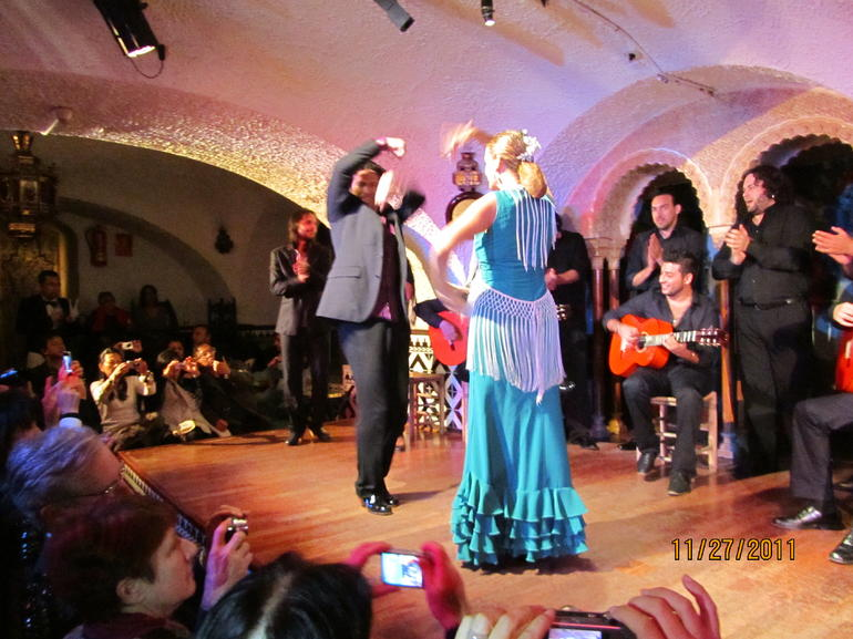 Flamenco Night at Tablao Cordobes 2 - Barcelona