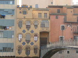 Beautiful building next to bridge. , Janice B - January 2013