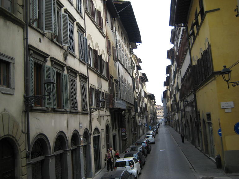 Street in Florence - Florence