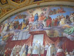 Photo of Rome Skip the Line: Vatican Museums Walking Tour including Sistine Chapel, Raphael's Rooms and St Peter's Library