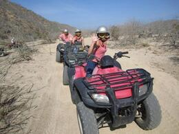 Photo of Los Cabos Los Cabos ATV Adventure Lovein' it!