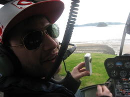 Photo of Bay of Islands Bay of Islands and Hole in the Rock Scenic Helicopter Tour Me