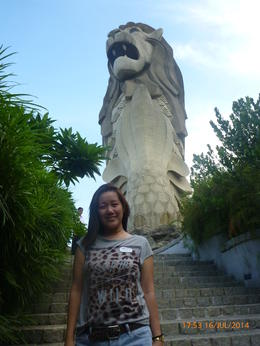 Photo of Singapore Singapore Sentosa Island Afternoon Trip Merlion