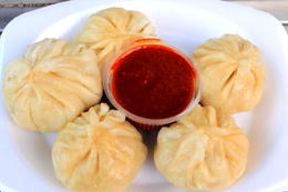 Photo of New Delhi Small-Group Food Walking Tour in Delhi Including Rickshaw Ride Momos
