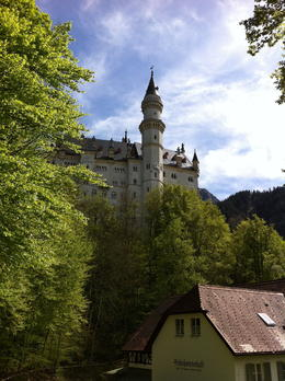 Photo of Munich Royal Castles of Neuschwanstein and Linderhof Day Tour from Munich Neuschwanstein Castle