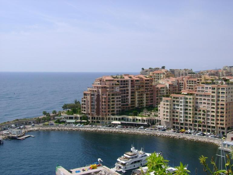 Outer Port in Monaco - Nice