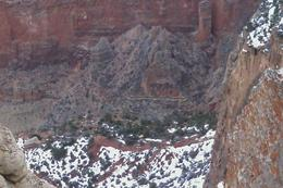Photo of Las Vegas Grand Canyon South Rim Bus Tour with Optional Upgrades Snow!