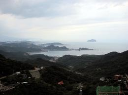 Photo of Taiwan Chiufen Village (Jiufen) and Northeast Coast Half-Day Tour from Taipei South China Sea from Jiufen