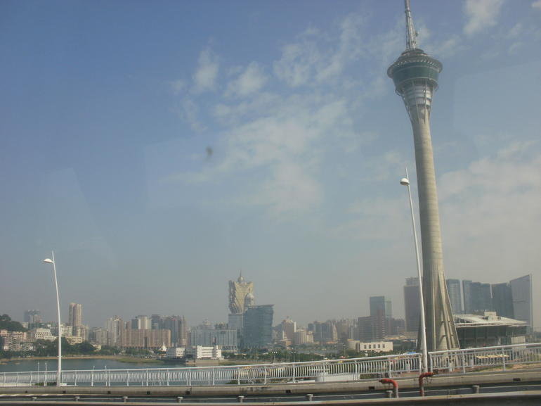 The Macau Tower - Hong Kong