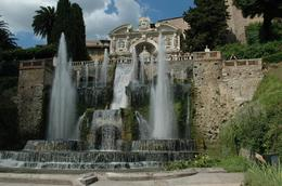 Photo of Rome Hadrian's Villa and Villa d'Este Half-Day Trip from Rome Tivoli Tour