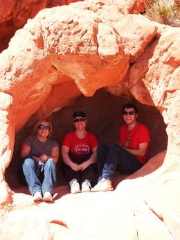 Photo of Las Vegas Valley of Fire Luxury Tour Trekker Excursion Valley of Fire9