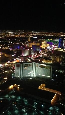 Photo of Las Vegas Deluxe Las Vegas Helicopter Night Flight with VIP Transportation Vegas