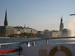 Photo of   View from a boat tour