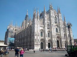 My first time seeing the Duomo was amazing! , Jessica C - August 2013