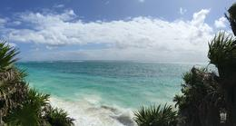 Photo of Cancun Viator Exclusive: Early Access to Tulum Ruins with an Archeologist water view from Tulum