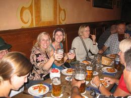 Photo of Munich Bavarian Beer and Food Evening Tour in Munich At the Restaurant