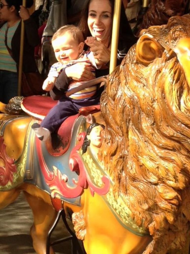 Carousel at Knotts - Anaheim & Buena Park