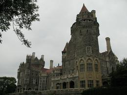 Exterior of Casa Loma - Toronto - July 2009, ATHANASIOS M - July 2009