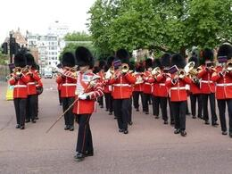 Changing of the Guards - London, Holly S - June 2010