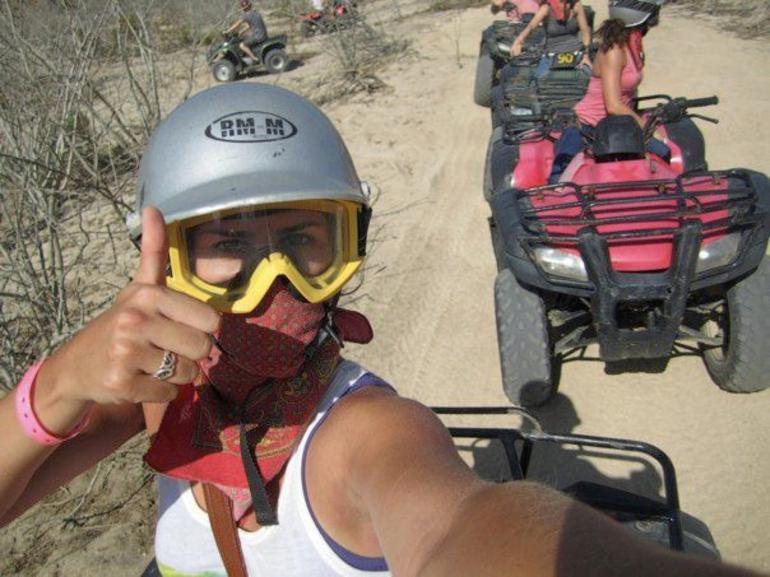 Los Cabos ATV adventure: Fun Time - Los Cabos