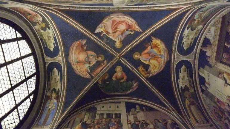 Great ceiling - Rome