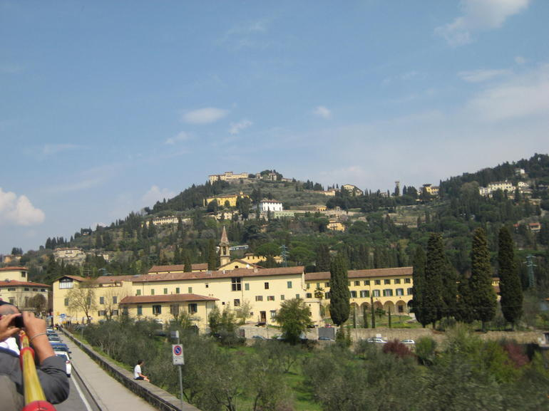 Fisole on top of the hill - Florence