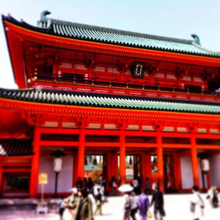Kyoto Full-Day Sightseeing Tour including Nijo Castle and Kiyomizu Temple - Kyoto