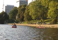 Photo of Hamburg Alster Lakes