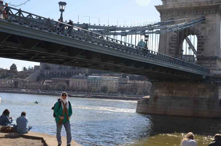 me and the bridge.. - Vienna