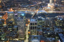 Photo of Sydney Sydney Tower Restaurant Buffet NIght time in Sydney (1)