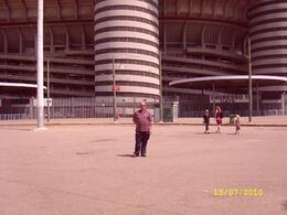 Photo of Milan Milan Football San Siro Stadium Tour Outside