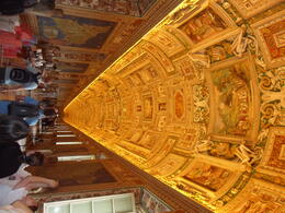 Photo of Rome Skip the Line: Vatican Museums Walking Tour including Sistine Chapel, Raphael's Rooms and St Peter's SAM_0868
