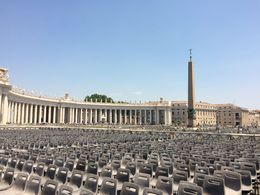 The main square of the Vatican City. , martin.gray - July 2015