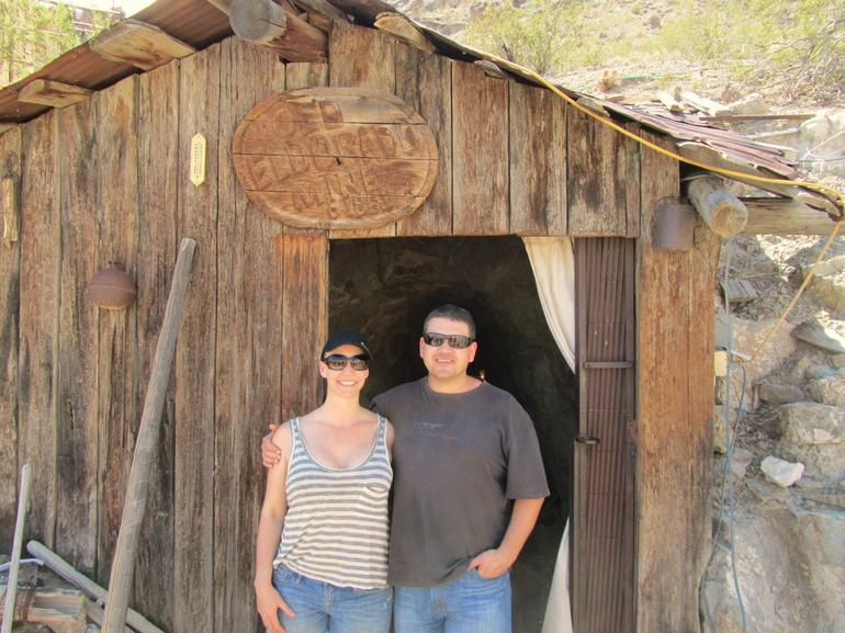 The old gold mine - Las Vegas