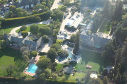 Photo of Los Angeles Hollywood Strip Helicopter Tour The Playboy Mansion