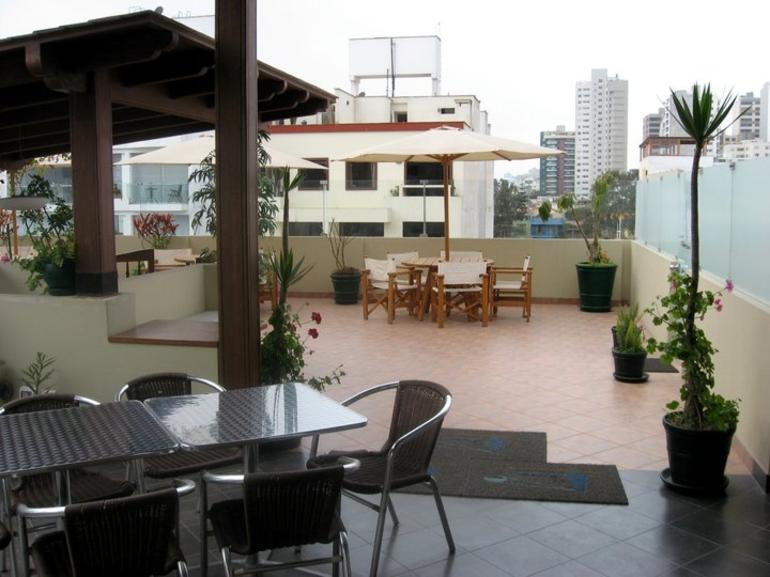 The Seating Area - Lima