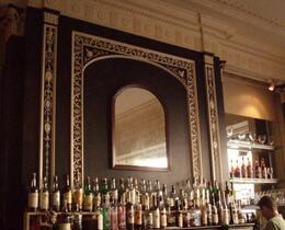 Not only great homemade beers, but the best Scotch selection in town , Balti-most - April 2011