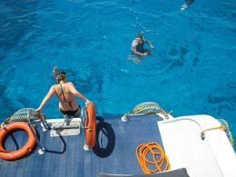 Photo of Sharm el Sheikh Tiran Island Cruise and Snorkeling Tiran Island Snorkeling