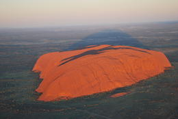 Photo of Ayers Rock Ayers Rock Helicopter Tour to Uluru, Kata Tjuta & Lake Amadeus: 55-minute flight Uluru