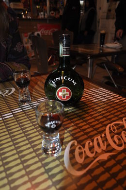 Photo of Budapest Budapest Food and Wine Tasting Tour Unicum