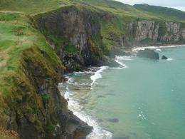 Photo of Dublin Northern Ireland including Giant's Causeway Rail Tour from Dublin View from Rope Bridge