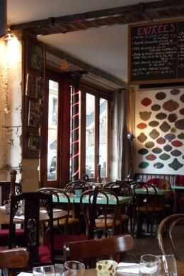 Bar Restuarant Le BeBe , nag33m - June 2012