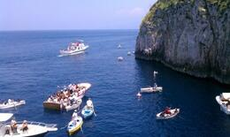 outside Blue Grotto , Ferd - June 2011