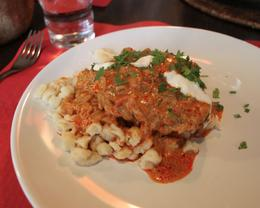 Photo of Budapest Budapest Cooking Class and Food Market Tour Chicken Paprikash