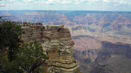 Mather Point , Jerman G - July 2011