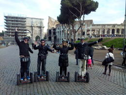 Photo of Rome Rome Segway Tour Coliseum