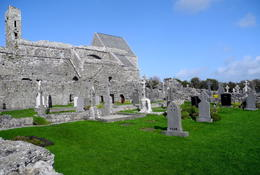 Photo of Dublin Cliffs of Moher Day Trip from Dublin Corcomroe Abbey